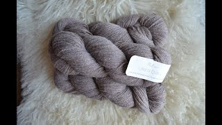 Yarn Review | Purl Soho Linen Quill | Knitting Yarn