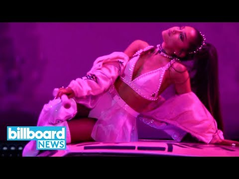 Ariana Grande Delivers Electrifying '7 Rings' Performance at the 2019 BBMAs | Billboard News