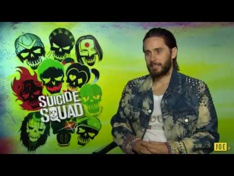 Jared Leto reveals The Joker & Harley Quinn's first wedding song