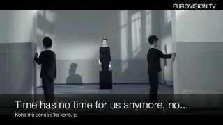 Suus - Karaoke Lyrics Translation in English - Albanian Eurovision 2012