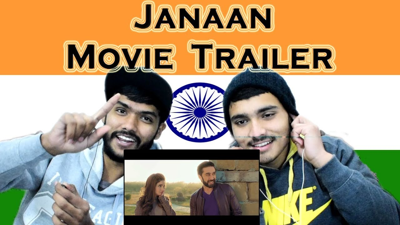 Indian reaction on Janaan Official Trailer   Swaggy d