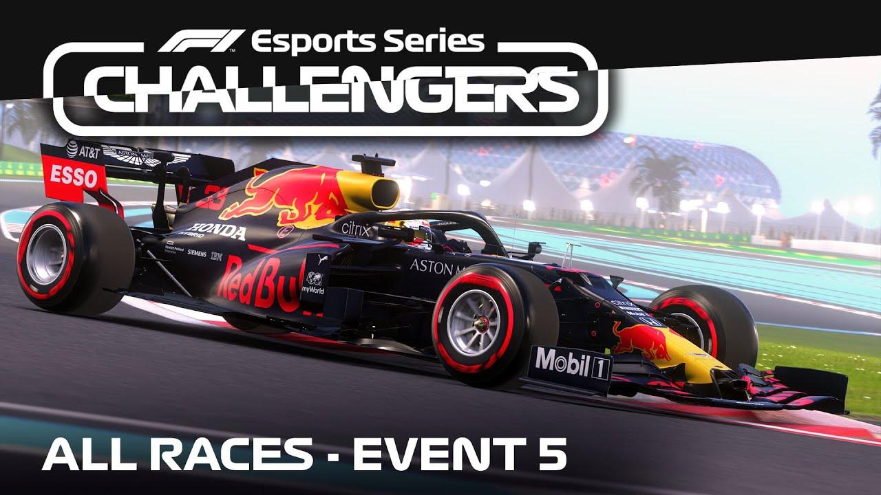 EVENT 5 • PC • F1 Esports 2021 Challengers