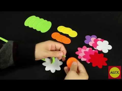 ALEX Toys Lace A Lei Craft Kit  1425