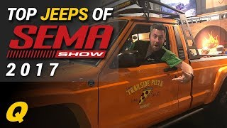 Top Jeep Builds of SEMA 2017