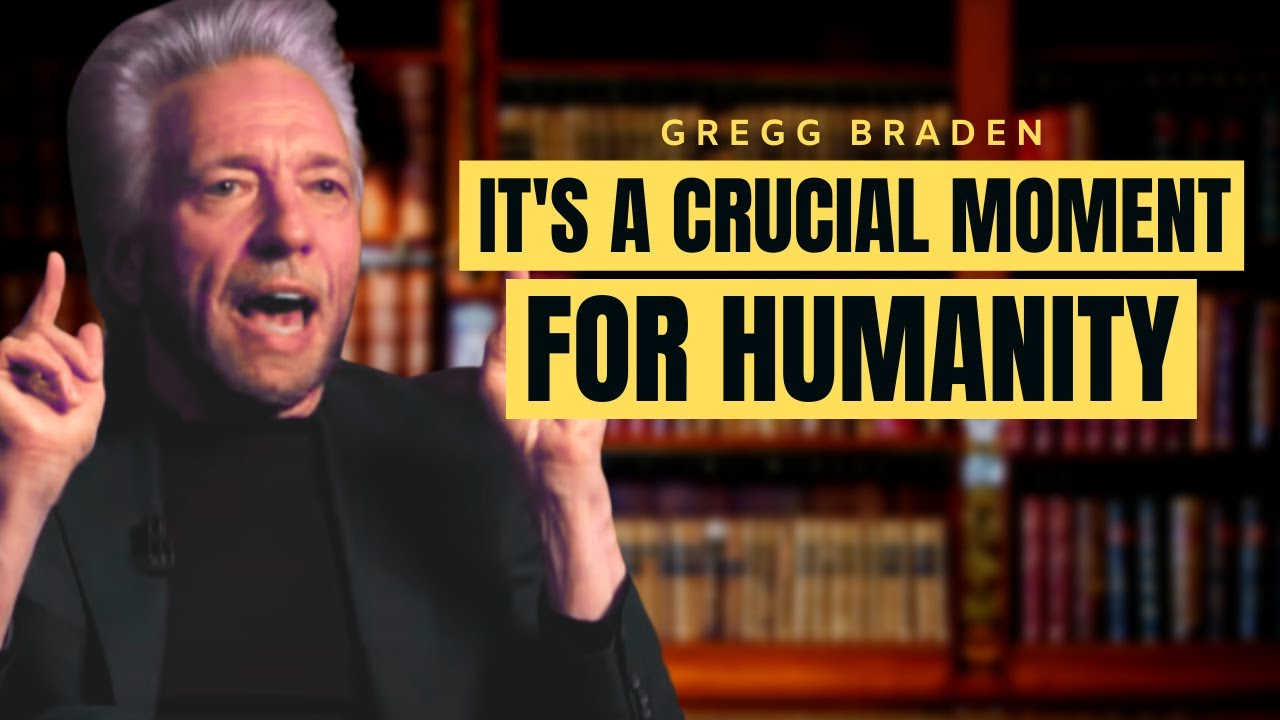 It's The Biggest Revolution in Centuries   Gregg Braden