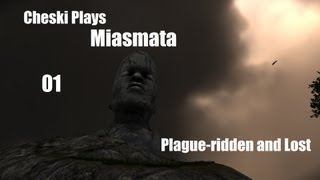 Cheski Plays - Miasmata - 01 - Plague-ridden and Lost