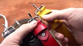 Быстрый обзор женских кожаных ремней Baellerry BLTW-BR003, WH003, LBR003, RD003, BL003