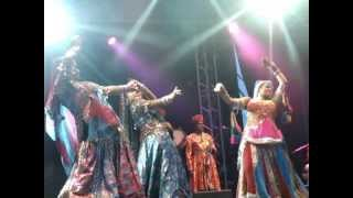 "Bollywood Masala Orchestra - ""Spirit of India"" Tour at the Stockholm Culture Festival (Part 4)"