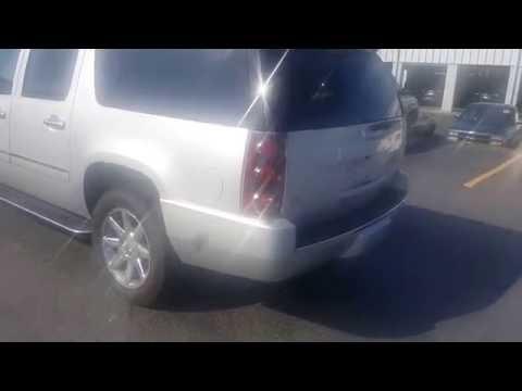 Oak Ridge Nissan- 2013 GMC DENALI YUKON XL ft. Jersey Stewart