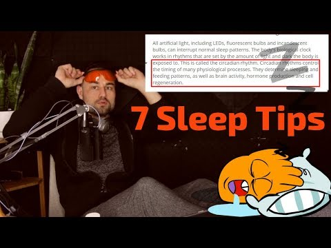 7 Proven Tips To Sleep Better At Night