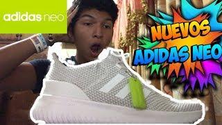 Review Tenis Adidas Neo-[Consejos de uso][ CLOUDFOAM ULTIMATE][2018][ADIDAS][FALSOS Y REALES]