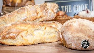 Dinkel Sandwich Brot