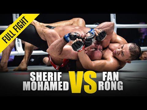 Fan Rong vs. Sherif Mohamed | ONE Full Fight | June 2019
