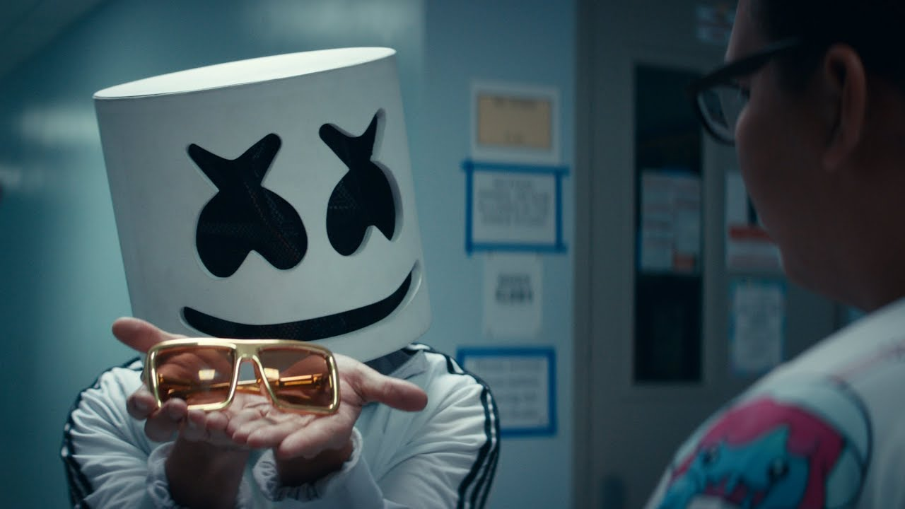 Marshmello Tell Me Official Music Video Youtube