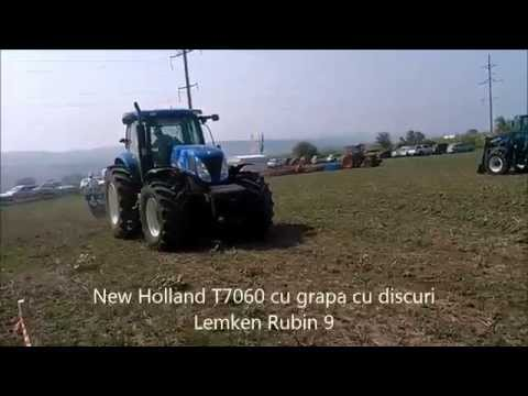 "Field day New Holland Moldova ""Vadalex-agro"""