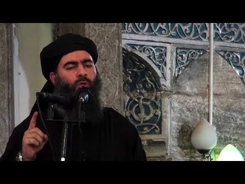 Top Kurdish official: ISIL leader Abu Bakr al-Baghdadi is still alive