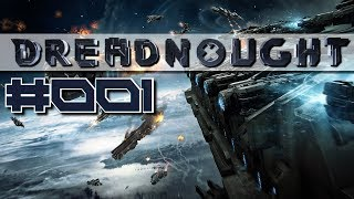 DREADNOUGHT gameplay german | #001 | Let