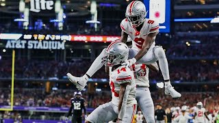 #4 Ohio State vs. #15 TCU | 2018 CFB Highlights