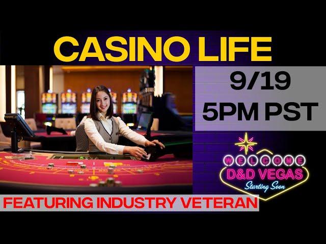 Casino Life - D&D Vegas Ep.8