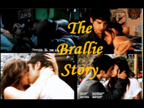 The Brallie Story (revised) Brandon and Callie  from the Fosters