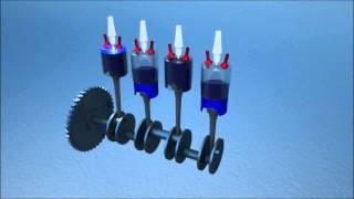 3D Engine Animation