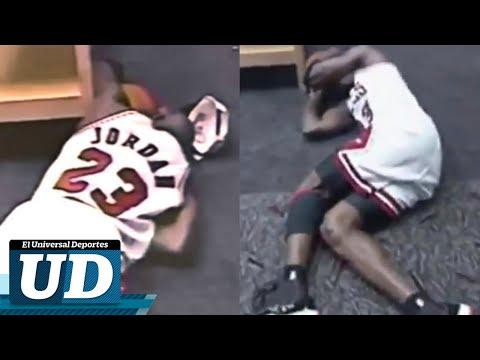 El audio desgarrador de Michael Jordan que censuraron en la serie 'The Last Dance'