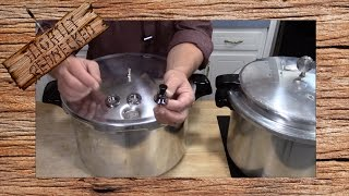 Using a Pressure Cooker/Canner Safely (Including Glass Top Stoves)