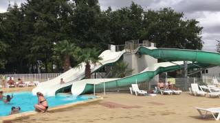 Overview/Video Walk : Camping Le Parc des Allais : Trogues : France : Tohapi : Swimpool