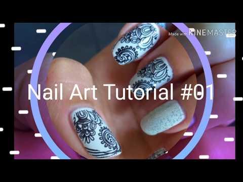 Nail Art Tutorial 01