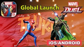 Marvel Duel Gameplay Global Launch (Android, iOS)