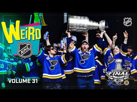 Weird NHL Vol. 31: We Went Weird!