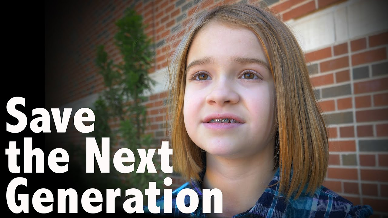 Save the Next Generation
