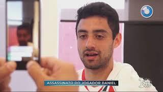 Caso do jogador Daniel: novas testemunhas são ouvidas - SBT Paraná (06/11/18)