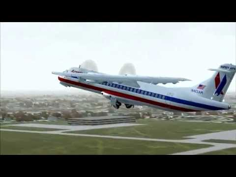 HD American Eagle 4184  Air Crash Investigation  Frozen In Flight  FS2004   YouTube