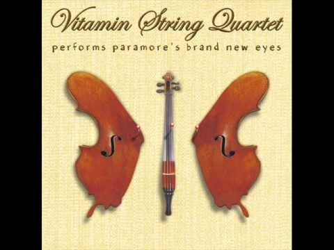 The Only Exception - Vitamin String Quartet Performs Paramore's Brand New Eyes