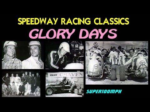 GLORY DAYS - Speedway Racing Classics