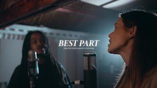 Best Part Cover - Demi van Wijngaarden & Jaïr Faria - Daniel Caesar & H.E.R.