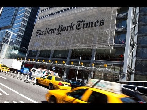 Chinese Hackers Infiltrate New York Times