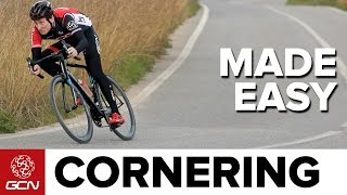 Cornering Made Easy | GCN Cycling Tips