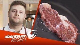 Casper Sobczyk's Buttersteak: Macht er das beste Steak der Welt? | Abenteuer Leben | kabel eins