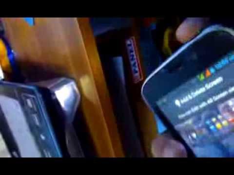 menyiksa smartphone advan vandroid s5