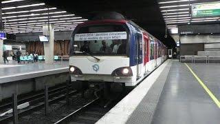 [Paris] Voyage d'adieu MS61- La Défense (RER A)
