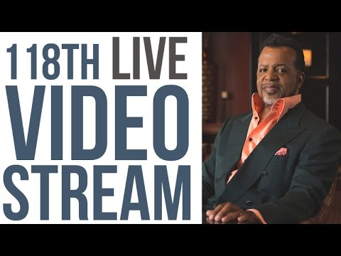 "Human Sexuality, Homosexuality and ""Holy"" Sexuality - 118th Live Stream With Carlton Pearson"