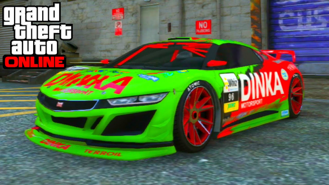 How To Get Race Cars In Gta