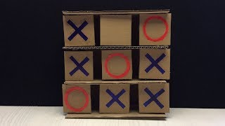 How to make a game of Tic Tac Toe