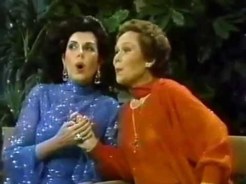 Ann Miller, Renata Scotto, Un Bel Di duet, 1980 TV