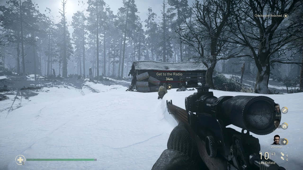 Call of Duty: WWII Gameplay (PC HD) [1080p60FPS] - YouTube