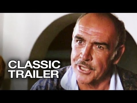 A Good Man in Africa Official Trailer #1 (1994) - Sean Connery Movie