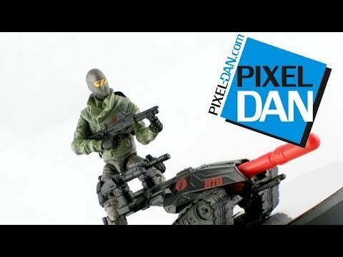G.I. Joe Retaliation Wave 3.5 Ultimate Firefly Figure Video Review