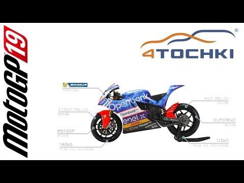 2019 MotoGP - Michelin Motorsport